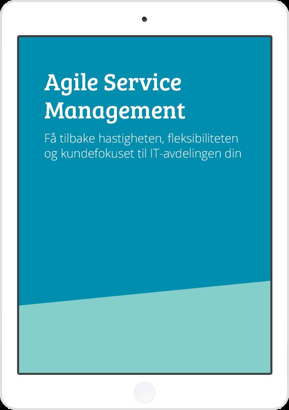 Agile Service Management e-book
