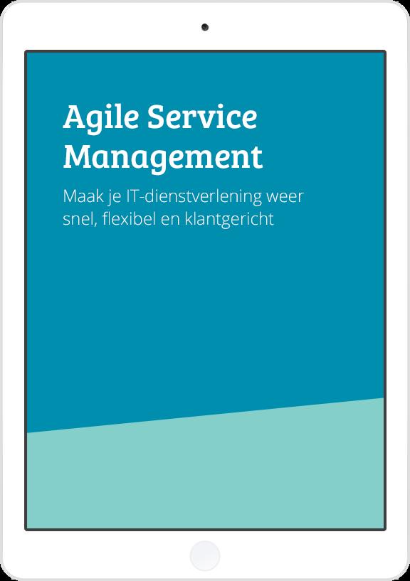 Agile Service Management ebook