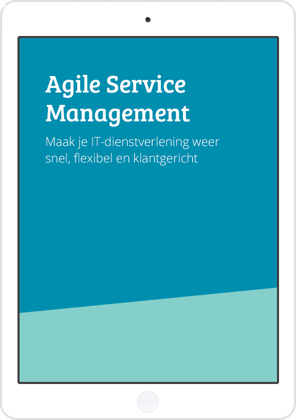 Agile Service Management ebook