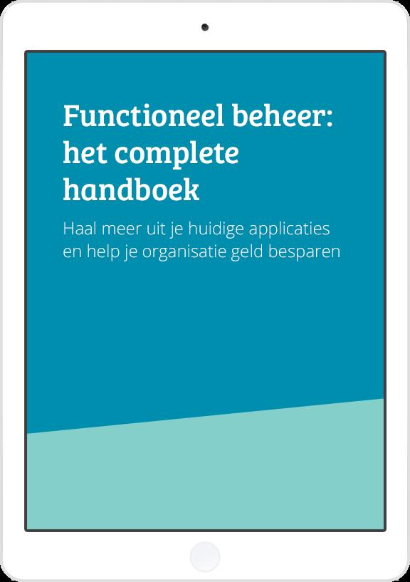 Ebook Functioneel Beheer