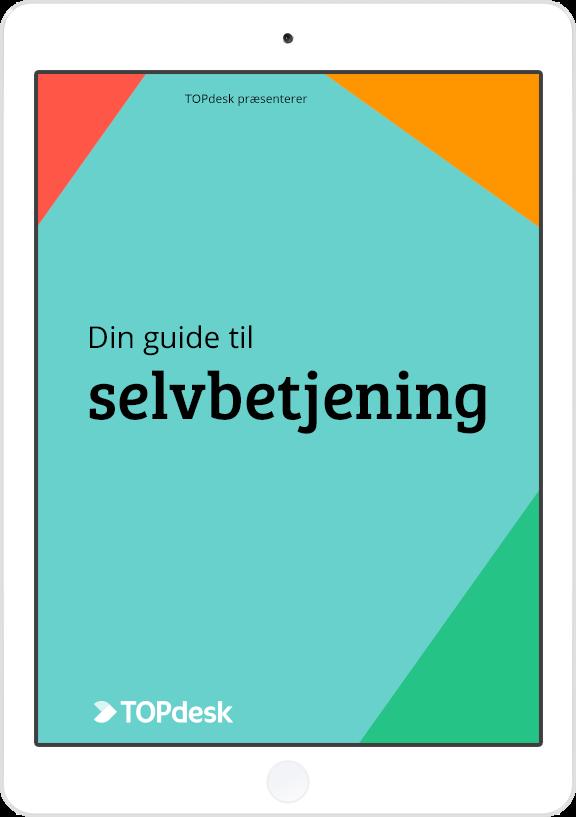 E-bog Selvbetjening