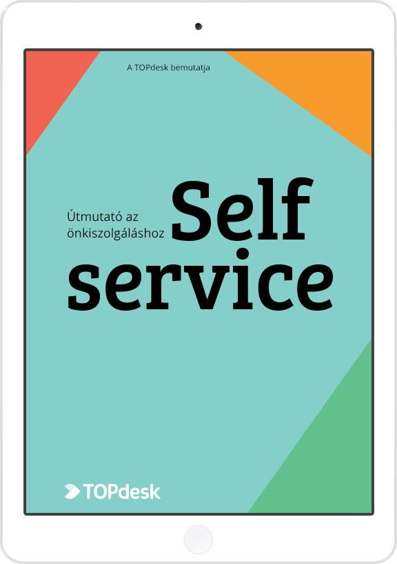 Útmutató az önkiszolgáláshoz e-book