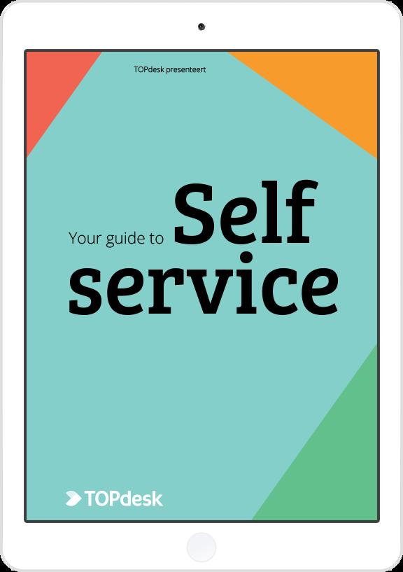 Jouw gids naar selfservice e-book