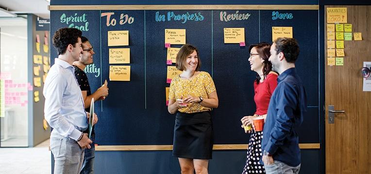 Agiles Servicemanagement