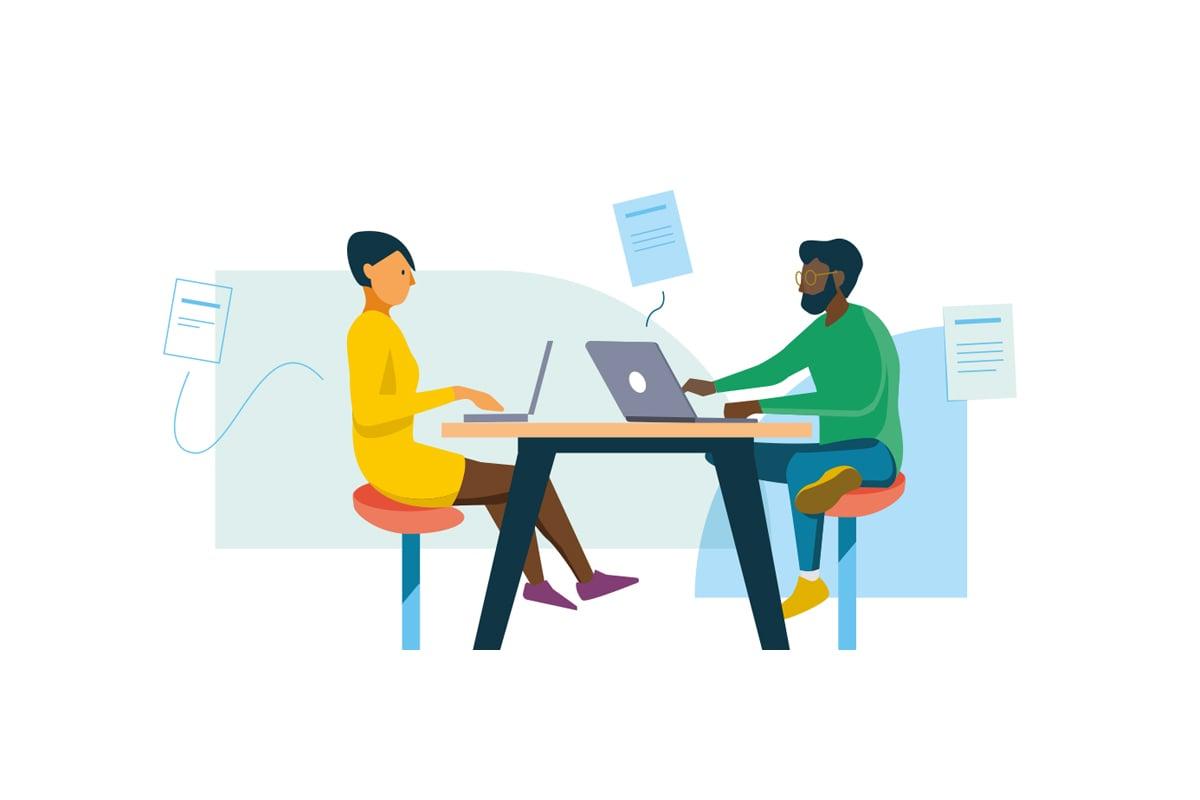 3. Tevreden klanten - Online image-How to implement KCS 1200