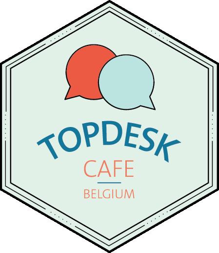topdesk café gent genk juni 2017