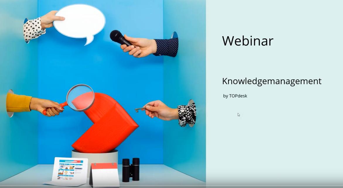 Knowlegdemanagement mit TOPdesk