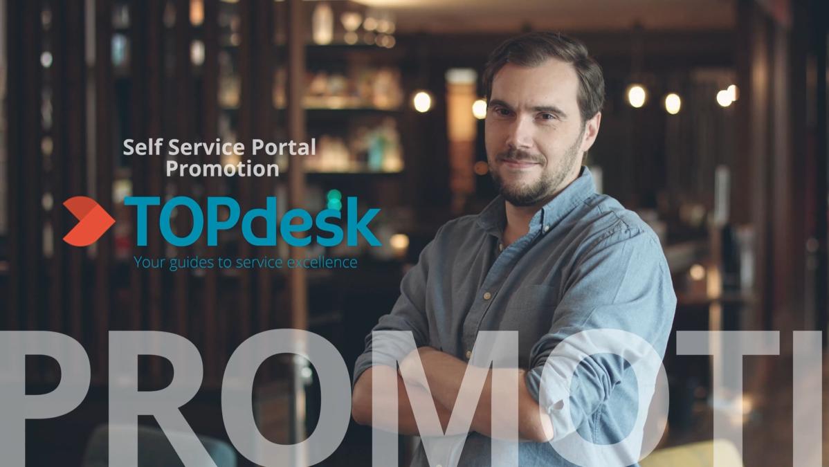 Self Service Portal Promotion
