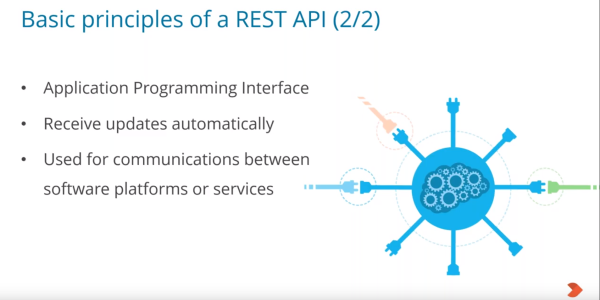 TOPdesk Webinar API