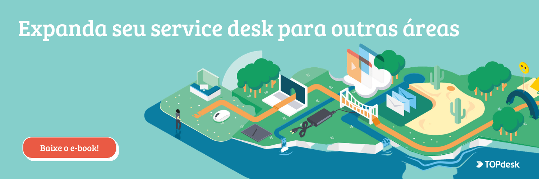 expanda o service desk