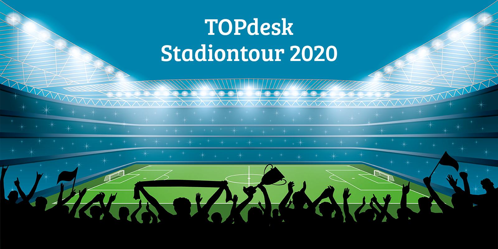 TOPdesk Stadiontour